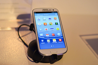 Galaxy SIII with Android Jelly Bean