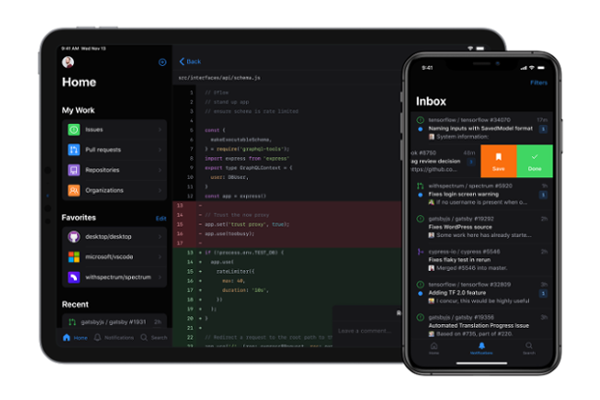GitHub releases mobile app for iPhone and iPad, Android coming soon