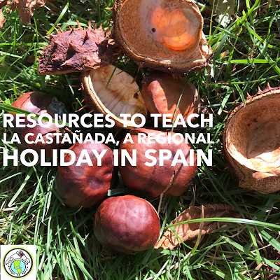 Resources to Teach la Castañada in Spanish Class