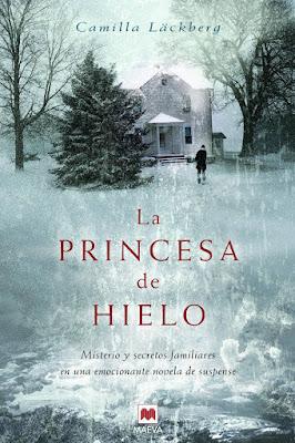 Reseña || La princesa de hielo, de Camilla Läckberg