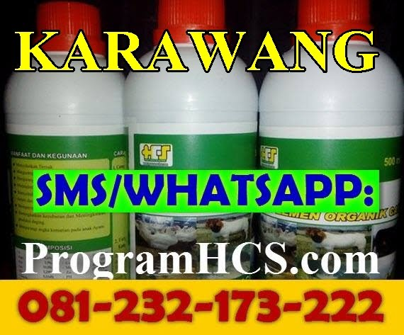 Jual SOC HCS Karawang