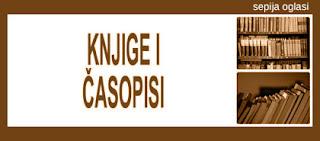 KNJIGE I ČASOPISI SEPIJA OGLASI - 7.