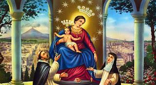 As 15 Promessas feitas por Nossa Senhora do Rosário para você.