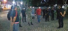 Jaga Kenyamanan Beribadah, Aparat Gabungan Pekalongan Selatan Patroli Petasan