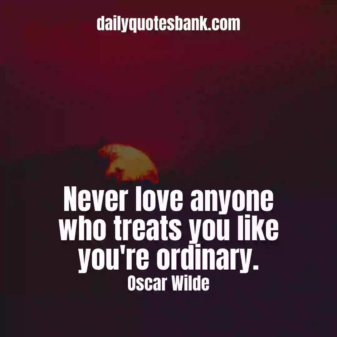 Oscar Wilde Quotes On Love That Will Make You Wisdom