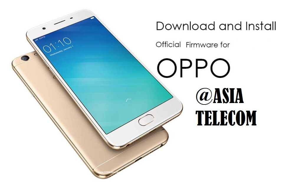 OPPO Flash File (Stock ROM) - Flash File Download
