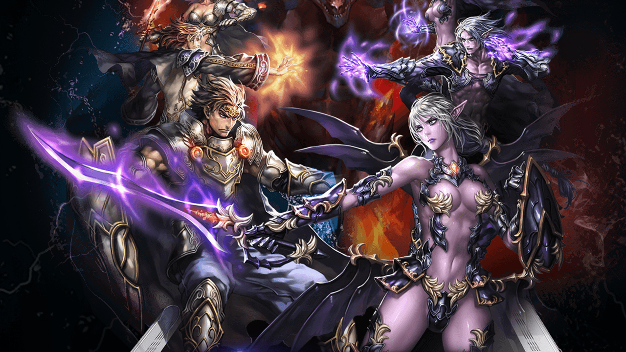 Eternal Rivals - 3D Action RPG Gameplay Android - PROAPK ...