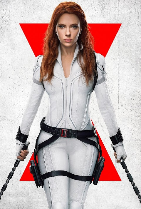 Black Widow (2021) Movie Review: Marvel's First Female Lead Superhero!