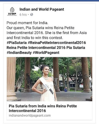 Pia Sutaria Awards