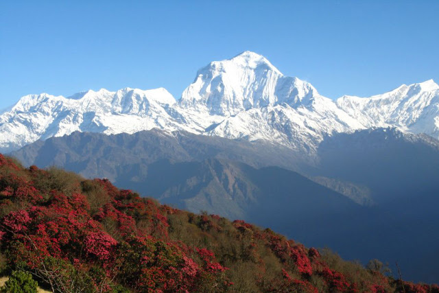Dhaulagiri Base Camp Trek 2017