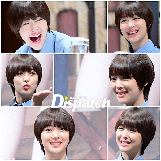 """Sulli shows off her boyish charm at """"To the Beautiful You ... F(x) Sulli To The Beautiful You"""