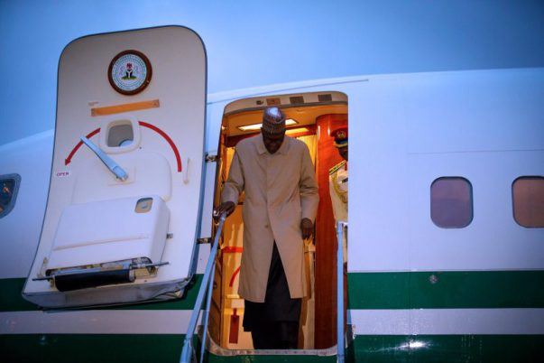 Buhari Said He Would Return To The Country On Saturday.