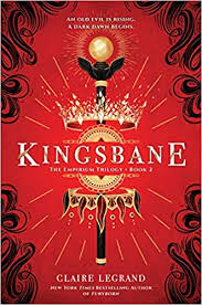 https://ponderingtheprose.blogspot.com/2019/05/audio-arc-review-kingsbane-by-claire.html