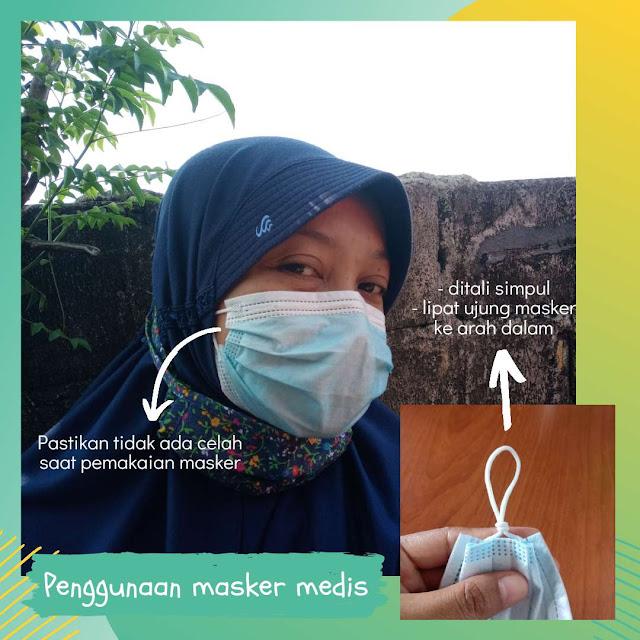 penggunaan-masker-medis