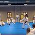 International Kyokushin Kan Seminars - Shihan Masahide Ishijima, Sensei Taku Yokozama