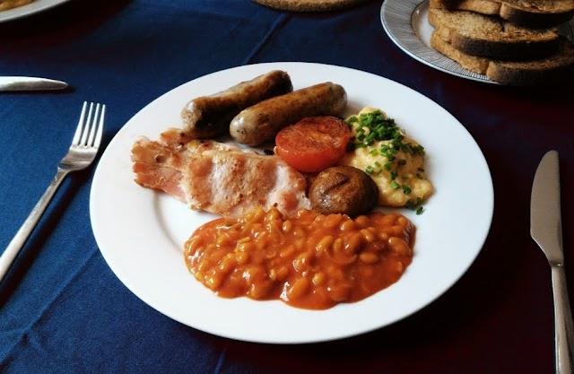 【 沒住英國我可能不知道 】關於「English Breakfast 英式早餐」,其實你吃的不算「英國早餐」