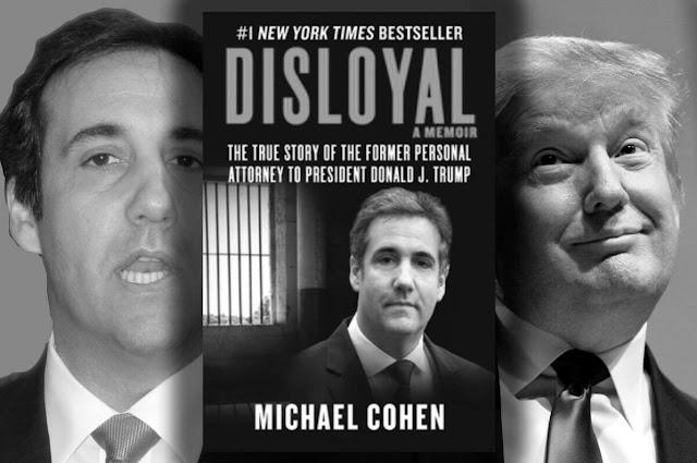 Michael Cohen's Trump book