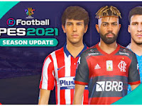 PES 2021 PPSSPP English Version Edition CV2 Camera PS5 Fix Cursor & Update New Latest Transfer
