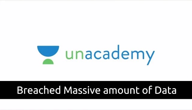 Hackers gained access to Unacademy's and to steal more than 22 million users' data