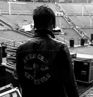 Gambar Jaket Kulit The Rev A7X