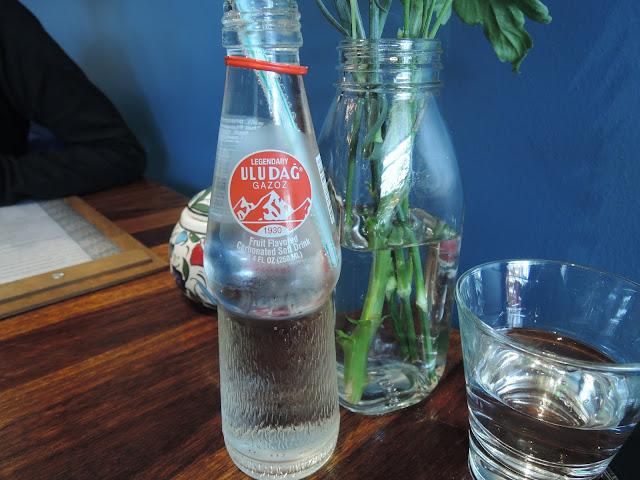 turkish lemonade;  the turkish tea house