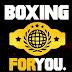 DAZN anuncia transmissão do Boxing For You no próximo domingo