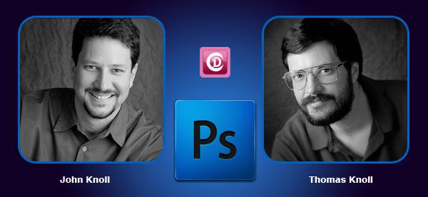 Siapakah Sang Pencipta Adobe Photoshop?