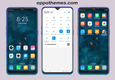 Miui Theme For Oppo Color OS Smartphone