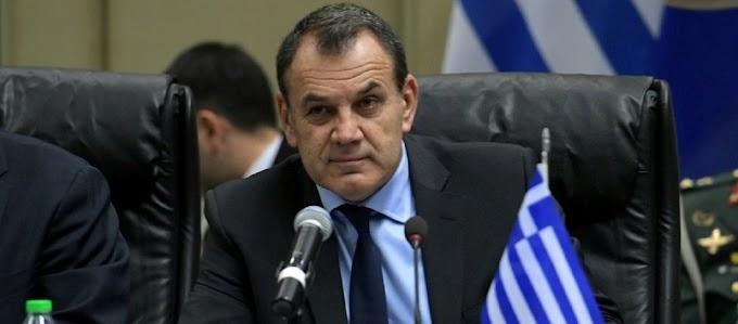 Στην Κύπρο ο Παναγιωτόπουλος για την 47η επέτειο μνήμης των πεσόντων κατά την τουρκική εισβολή