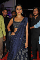 Pooja Hegde choli saree at DJ Duvvada Jaggannadham music launch ~  Exclusive 137.jpg