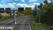 ets 2 realistic signs screenshots 3