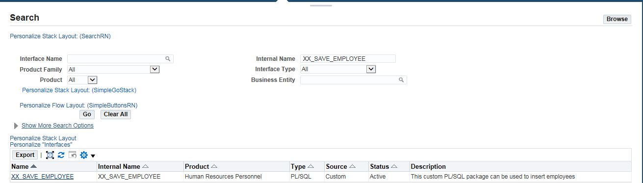 Ankur's blog: Expose custom PL SQL APIs as a SOA Gateway Webservice