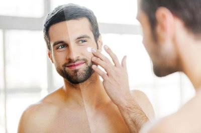 Cara Mudah Melakukan Perawatan Kulit Wajah Berminyak Pada Pria