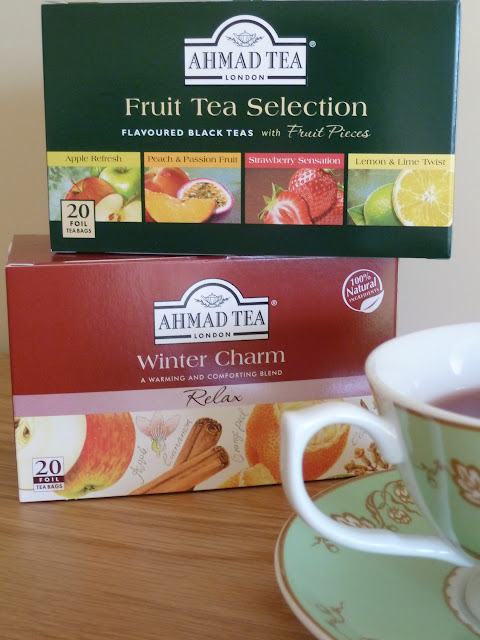 Winter Charm Fruit Tea from Ahmad Tea London
