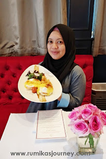 bubu dita makan menu sarapan sehat