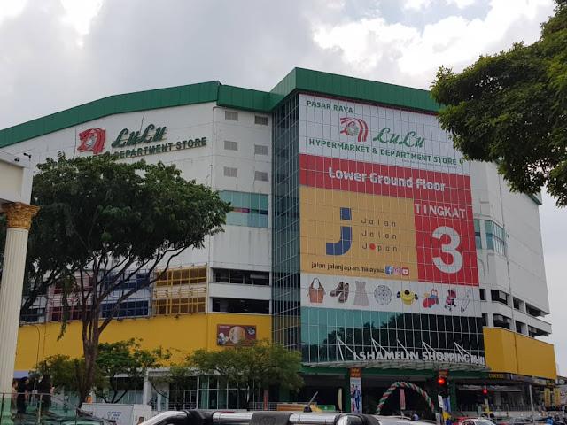 Banyaknya Offer sempena pembukaan LuLu Hypermarket di 1Shamelin Mall, Cheras