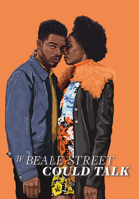 If Beale Street Could Talk 2018 DVD R1 NTSC Latino