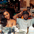 Too much sauce: Chioma and Davido's hangout photos are everything you need this Monday.