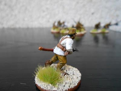 smg japonesa, bolt action