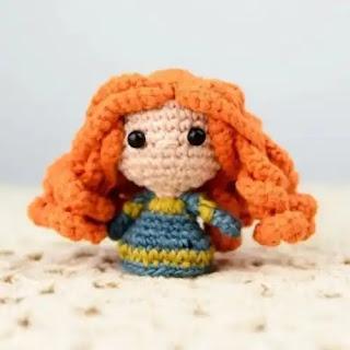 Amigurumi Valiente a Crochet