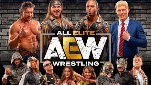 AEW - Jon Moxley, Nyla Rose y la pareja Kenny Omega y Adam Page son los actuales campeones