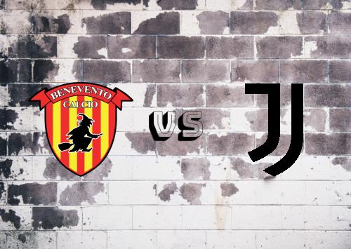 Benevento vs Juventus  Resumen y Partido Completo