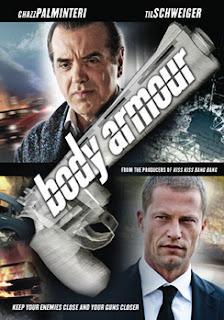 Body Armour (2007) บอดี้การ์ดระห่ำ ปืนระเบิด