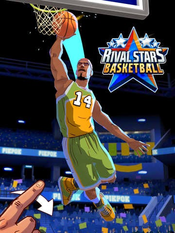 -GAME-Rival Stars Basketball