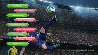FTS Mod PES 2018 by Adhi Putra Apk + Data Obb