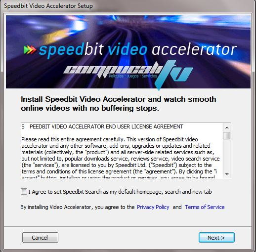 SpeedBit Video Accelerator Premium Acelerador de vídeos Online