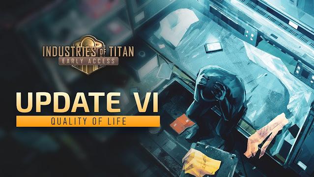 Industries of Titan Quality of Life تحميل مجانا