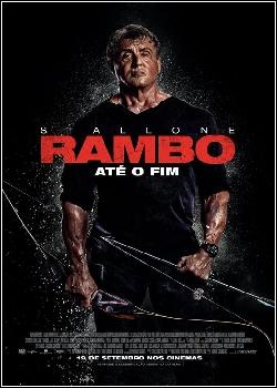 Capa Rambo : Até o Fim Dublado Torrent