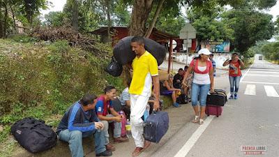 https://www.notasrosas.com/Un millón 731 mil venezolanos se encuentran irregularmente en Colombia