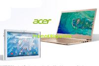 Logo Con il Sole di Collistar puoi vincere ogni giorno la tecnologia Acer: vinci 60 Tablet e 1 Computer Acer